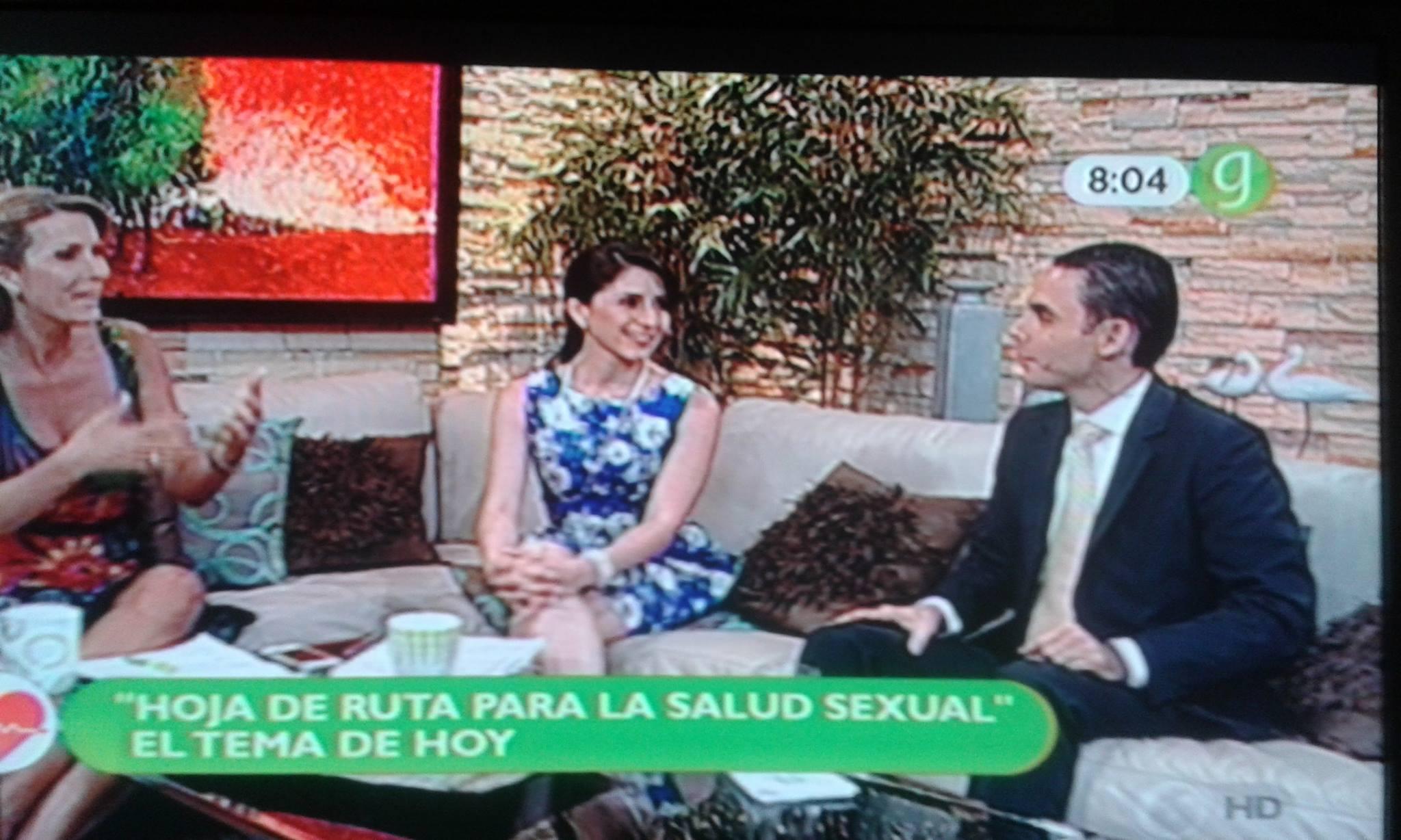 Dr Escalante en Giros Repretel Canal 6
