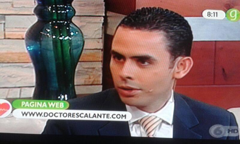 Dr Escalante en Giros Repretel Canal 6a